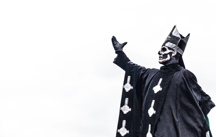 Ghost at Sonisphere, FI 2014