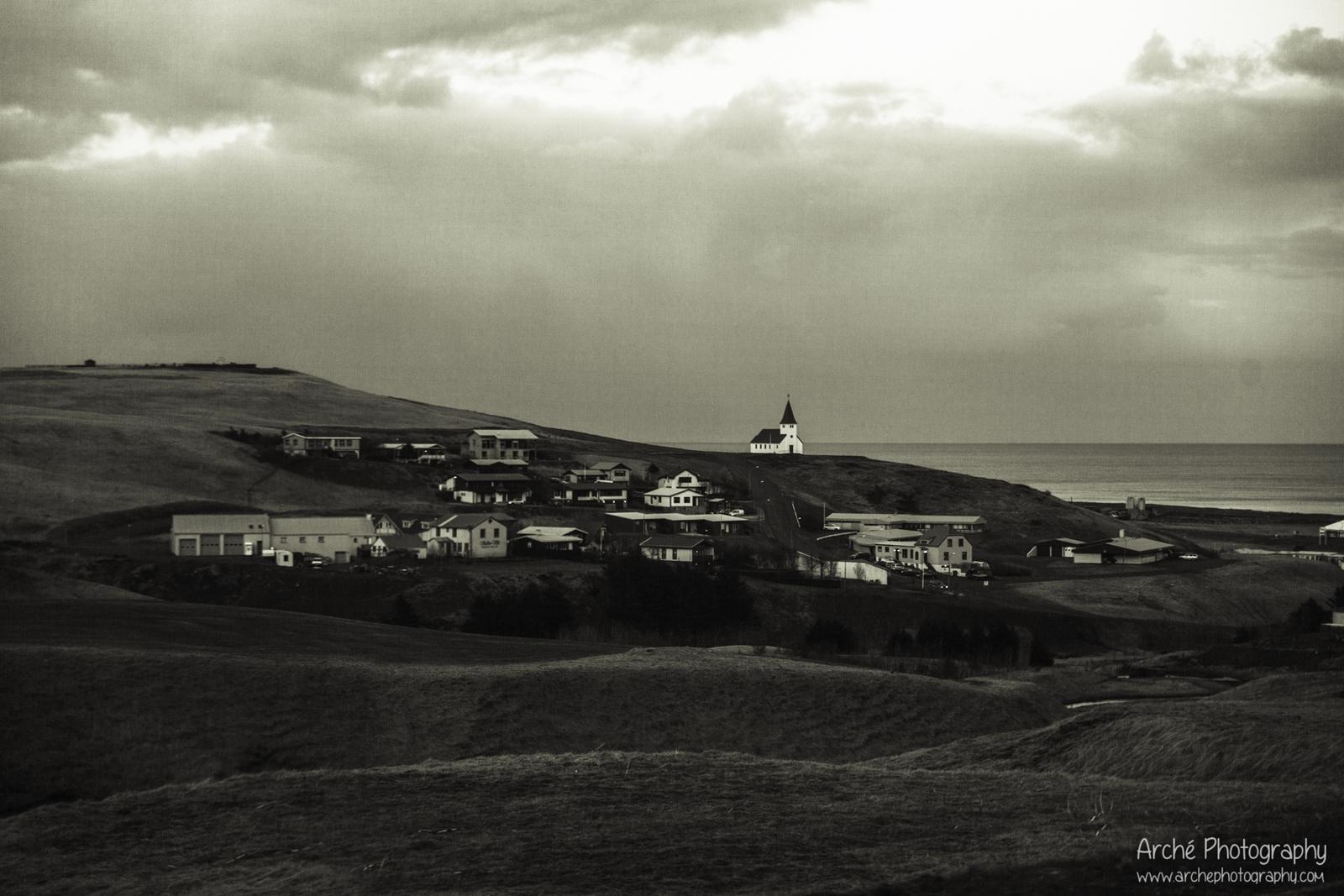 Vík Iceland