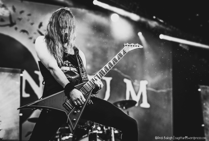 Insomnium at Tuska 2015