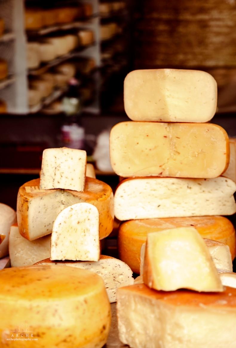 Cheese market in Debrecen, Jazz days