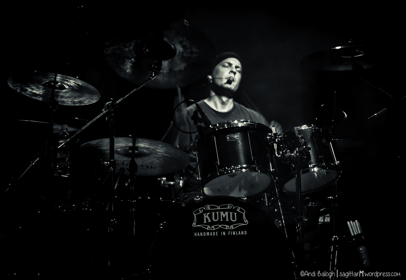 Barren Earth, The Circus 2014