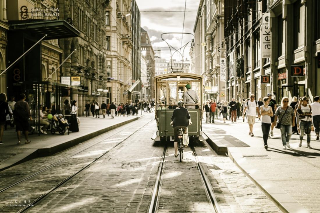 Yesterday Helsinki