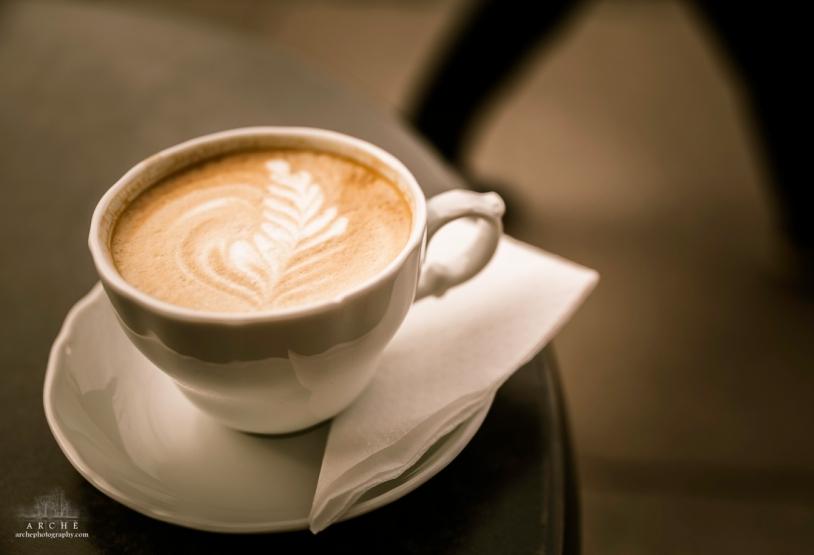 Coffee moment in Helsinki