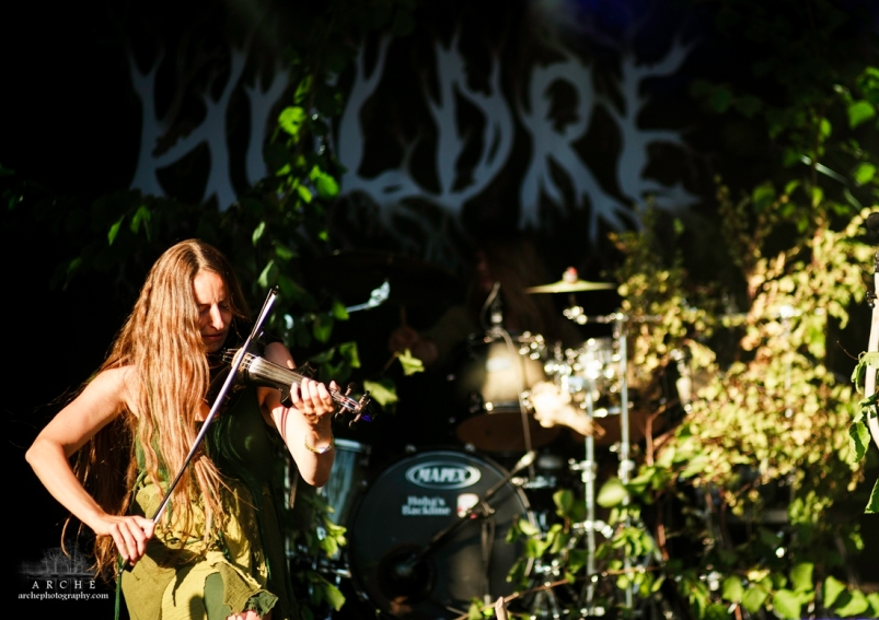 HULDRE at Midgardsblot, Norway 2015