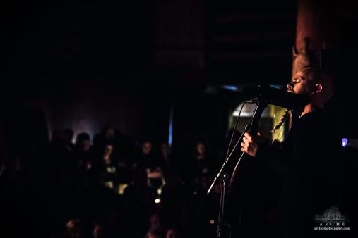 Einar Selvik at Midgardsblot 2015