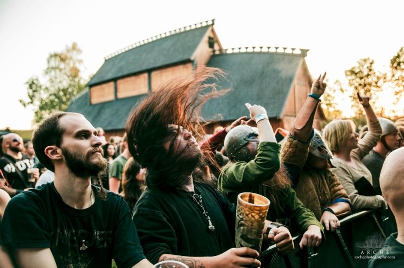 Feel VIKINGS! at Midgardsblot Norway 2015