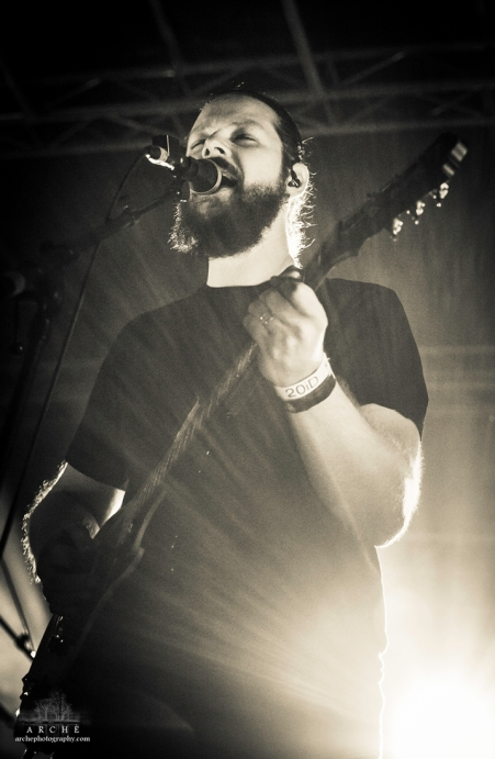 Ihsahn - at Midgardsblot fest Norway, 2015