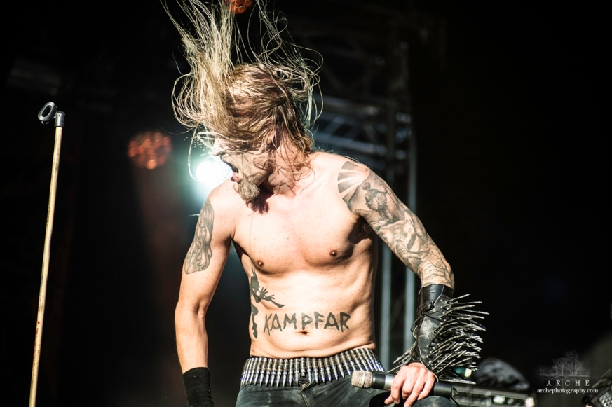 Kampfar at Midgardsblot, Norway 2015