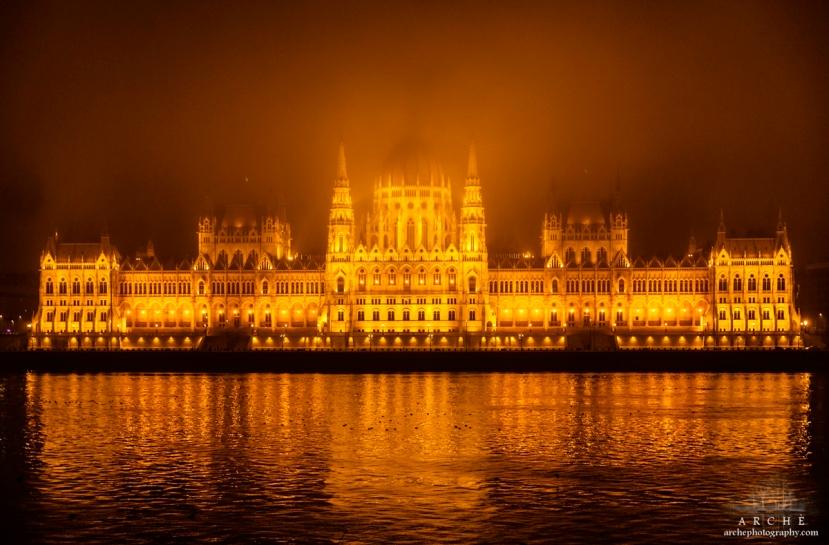 Parlament Hungary