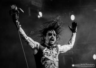 Amorphis Tuska, Helsinki 2015
