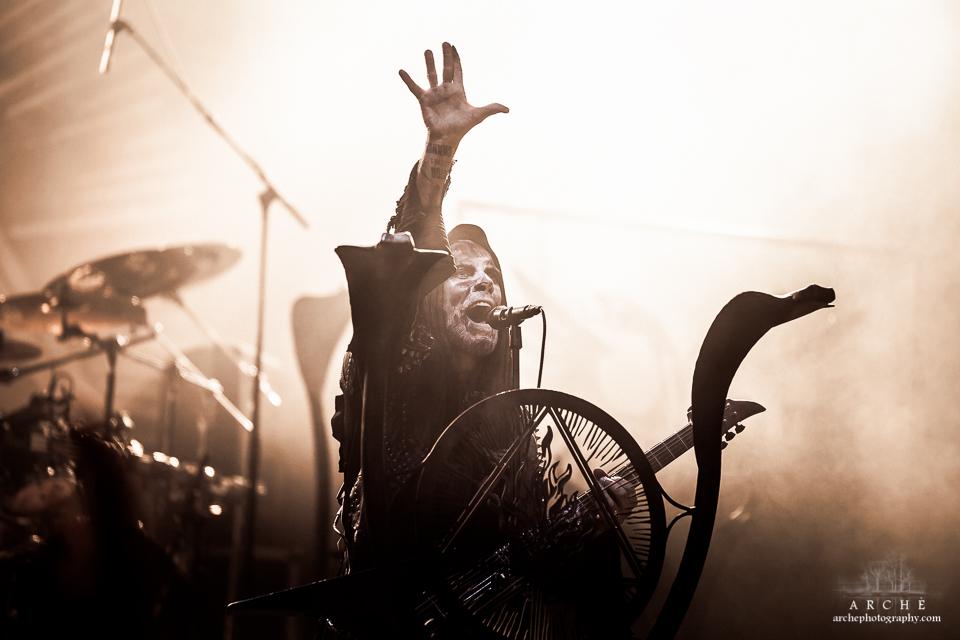 Behemoth - Tuska 2016, Helsinki
