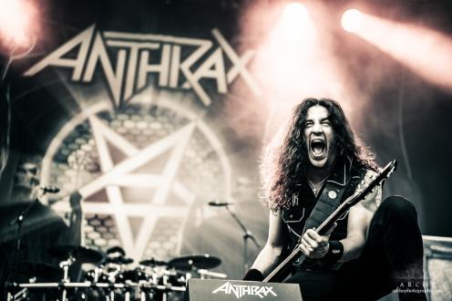 Anthrax - Tuska 2016, Helsinki