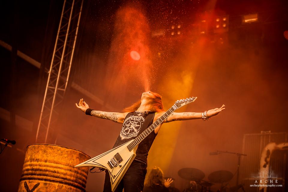 Children Of Bodom - Tuska 2016, Helsinki