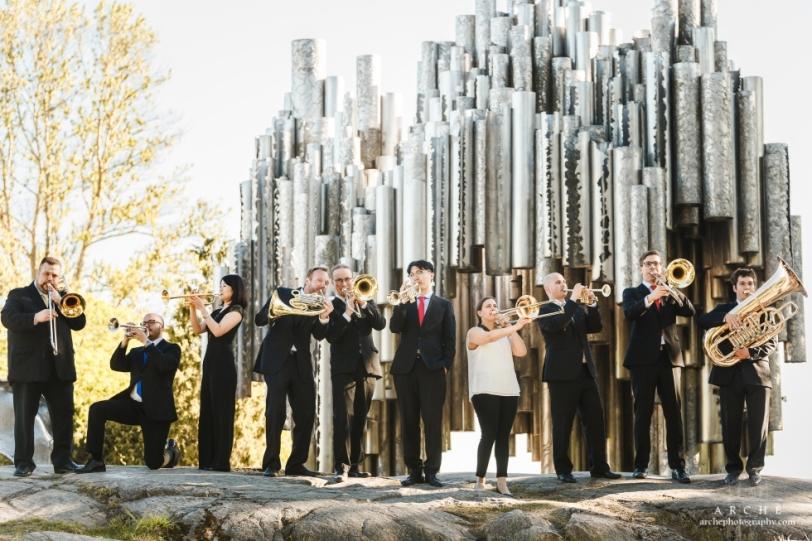 Helten Brass Ensemble promo