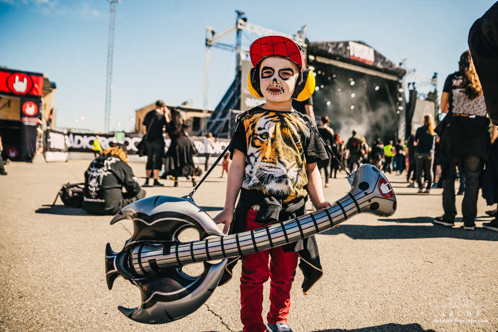 Tuska festival 2017