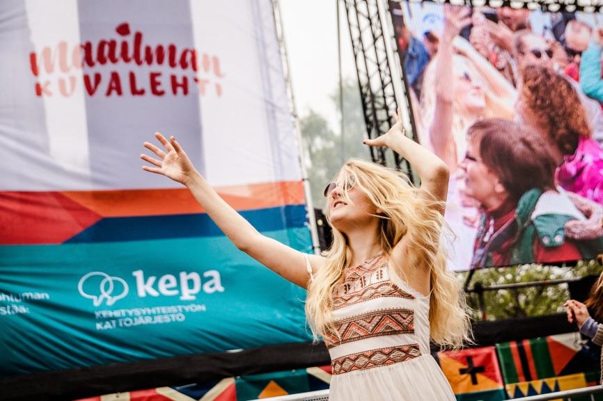 Maailma Kylässä festival