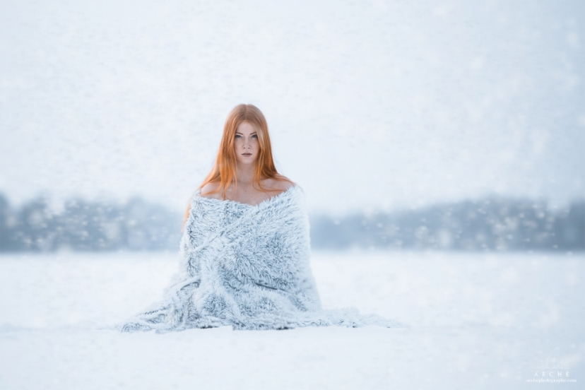 Winter sleep with Salla Nyholm