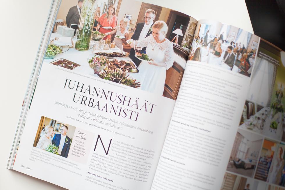 Artikkelikuvat HÄÄT-lehdessä